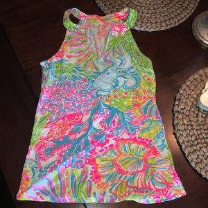 Like new Lilly tank top sz xxs fits like a small